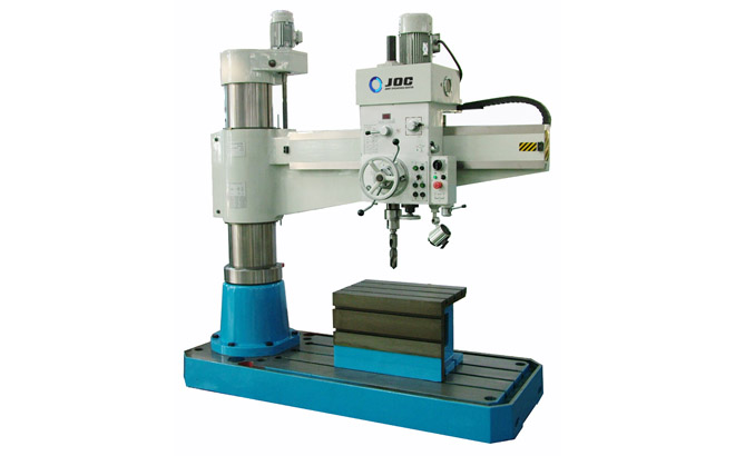 RADIAL DRILLING MACHINE-DRF5016