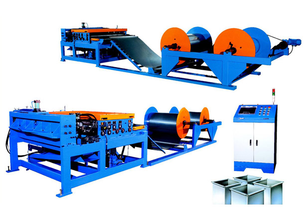 DUCT MANUFACTURE LINE-2